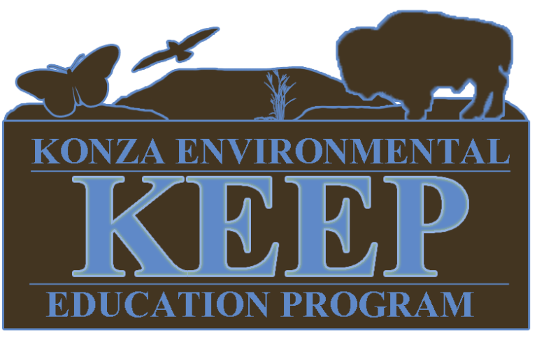Konza Environmental Education Program Logo